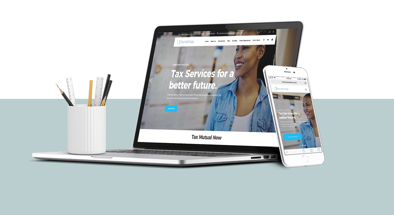 Google Web Designer Examples Business Website