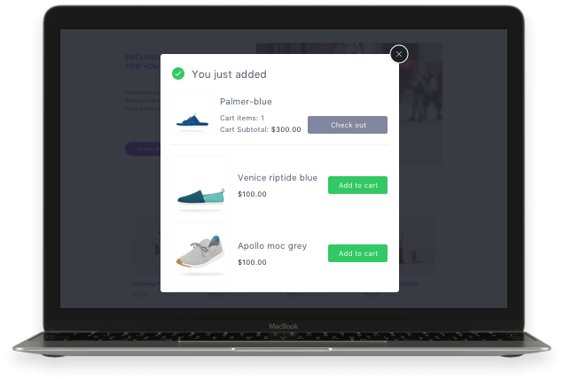 Increase sales on ecommerce store with boost sales upsell and cross sells 1